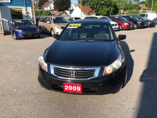 Used 2009 Honda Accord EX for sale in St Catharines, ON