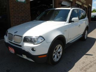 Used 2009 BMW X3 30i for sale in Weston, ON