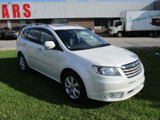 Used 2010 Subaru Tribeca Premier~7 PASS~DVD~NAV.~LEATHER~EXTRA CLEAN~ for sale in Toronto, ON