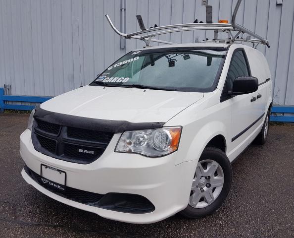 2013 Dodge Grand Caravan C/V CARGO