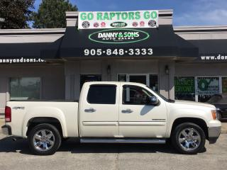 Used 2012 GMC Sierra 1500 SLT for sale in Mississauga, ON