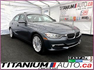Used 2015 BMW 3 Series 328i xDrive+GPS+Camera+Brown Leather+Park Sensors+ for sale in London, ON