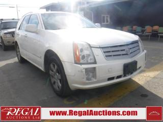 Used 2007 Cadillac SRX  4D UTILITY RWD for sale in Calgary, AB