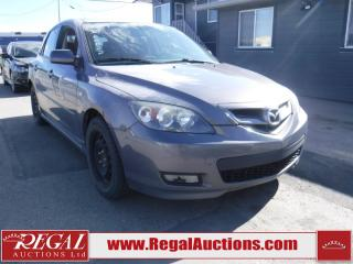 Used 2007 Mazda MAZDA3 4D HATCHBACK for sale in Calgary, AB