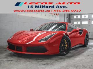 Used 2017 Ferrari 488 GTB GTB for sale in North York, ON