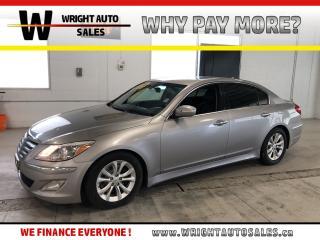 Used 2013 Hyundai Genesis Premium|LEATHER|SUNROOF|BLUETOOTH|133,117 KM for sale in Cambridge, ON