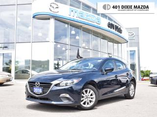 Used 2016 Mazda MAZDA3 Sport GS|ONE OWNER|1.9% FINANCE AVAILABLE|NO ACCIDENTS| for sale in Mississauga, ON