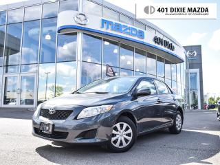 Used 2009 Toyota Corolla CE|NO ACCIDENTS|FINANCE AVAILABLE| for sale in Mississauga, ON
