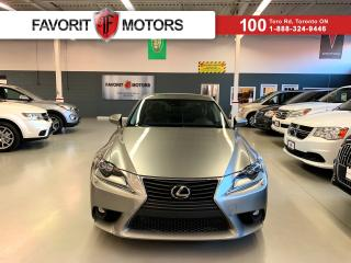 Used 2015 Lexus IS 350 AWD *CERTIFIED* |NAV|BACKUP|SUNROOF| for sale in North York, ON