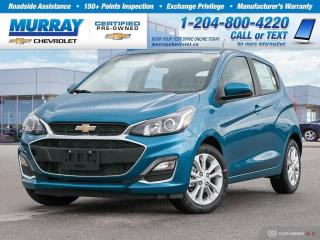 New 2019 Chevrolet Spark 1LT CVT for sale in Winnipeg, MB