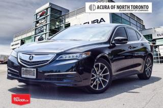 Used 2016 Acura TLX 3.5L SH-AWD w/Tech Pkg 7 Year Warranty No Accident for sale in Thornhill, ON