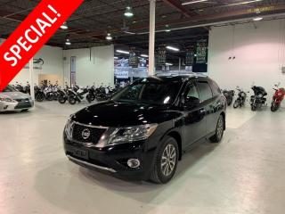 Used 2014 Nissan Pathfinder SV 7 Seater - No Payments For 6 Months** for sale in Concord, ON