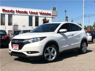 Used 2016 Honda HR-V EX AWD - Sunroof - Lane Watch - Rear Camera for sale in Mississauga, ON