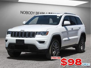 Used 2019 Jeep Grand Cherokee LAREDO 4x4 for sale in Mississauga, ON