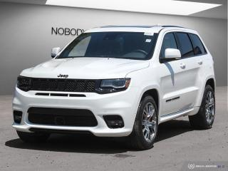 New 2019 Jeep Grand Cherokee SRT 4x4 for sale in Mississauga, ON