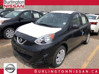 New 2019 Nissan Micra S for sale in Burlington, ON