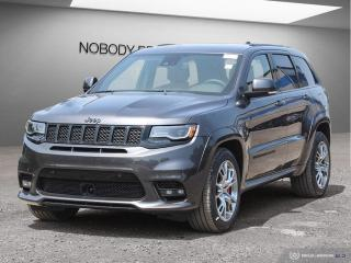 Used 2019 Jeep Grand Cherokee SRT for sale in Mississauga, ON