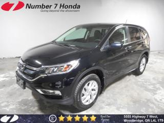 Used 2016 Honda CR-V SE| Backup Cam| Bluetooth| All-Wheel Drive| for sale in Woodbridge, ON