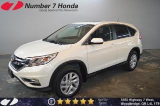 Used 2015 Honda CR-V EX-L| Sunroof| Leather| All-Wheel Drive| for sale in Woodbridge, ON