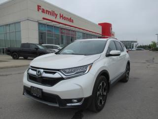Used 2018 Honda CR-V Touring, FULLY LOADED!!!! for sale in Brampton, ON