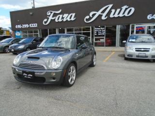 Used 2002 MINI Cooper S Cooper S for sale in Scarborough, ON