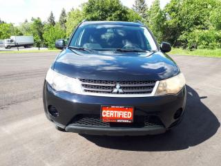 Used 2007 Mitsubishi Outlander 4WD 4dr LS for sale in Mississauga, ON