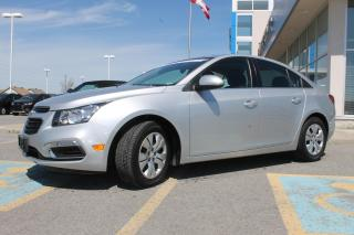 Used 2015 Chevrolet Cruze 1LT for sale in Carleton Place, ON