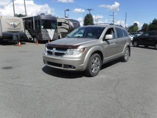 Used 2009 Dodge Journey SXT for sale in Burnaby, BC