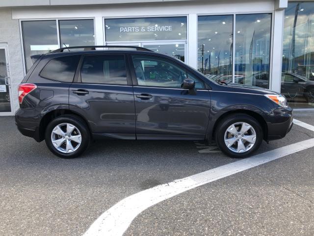 2015 Subaru Forester i Touring w/Tech Pkg