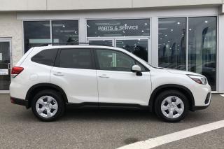 New 2019 Subaru Forester 2.5 for sale in Vernon, BC