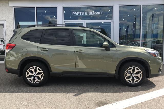 2019 Subaru Forester 2.5i TOURING TECH
