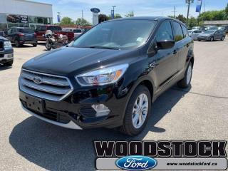 Used 2019 Ford Escape SE 4WD  VOICE ACTV TOUCH-SCR NAV SYS for sale in Woodstock, ON