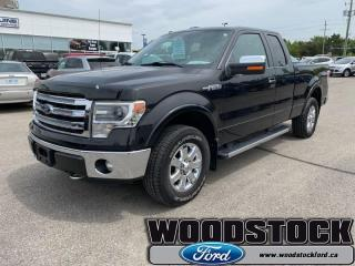 Used 2013 Ford F-150 LARIAT  - One owner - Local - Trade-in for sale in Woodstock, ON