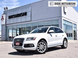 Used 2016 Audi Q5 2.0T QUATTRO TECHNIK | NAVI | PARK ASSIST for sale in Mississauga, ON