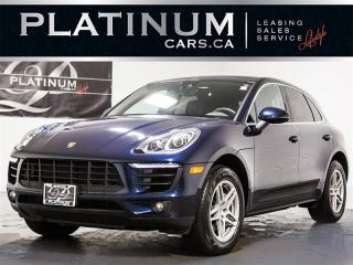 Used 2017 Porsche Macan S for sale in Toronto, ON
