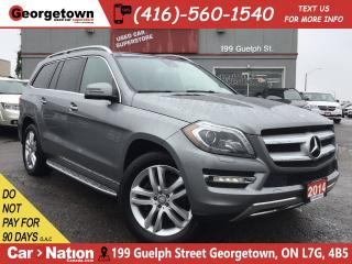 Used 2014 Mercedes-Benz GL-Class GL350 BlueTEC | NAVI | 360 CAM | PANO ROOF | for sale in Georgetown, ON