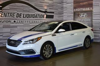 Used 2015 Hyundai Sonata 2.4L Sport for sale in Laval, QC