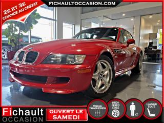 Used 1999 BMW Z3 Z3 M coupe ***TRES RARE*** for sale in Châteauguay, QC