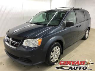 Used 2014 Dodge Grand Caravan Sxt Stow&go 7 for sale in Trois-Rivières, QC