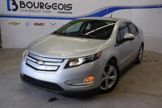 Used 2014 Chevrolet Volt *** BOSE, GROUPE DE SÉCURITÉ 1, TRÈS PROPRE *** for sale in Rawdon, QC