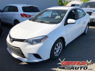 Used 2014 Toyota Corolla CE A/C for sale in Shawinigan, QC