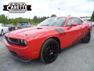 Used 2009 Dodge Challenger R/t Cuir-Toit for sale in East broughton, QC