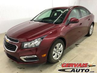 Used 2016 Chevrolet Cruze Ltd Lt Bluetooth A/c for sale in Shawinigan, QC