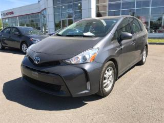 Used 2015 Toyota Prius V for sale in Québec, QC