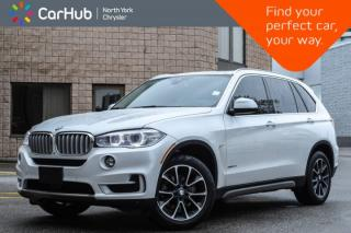 Used 2016 BMW X5 xDrive35i|Sunroof|parking_assist|headsup_display|Harman/Kardon_speakers| for sale in Thornhill, ON