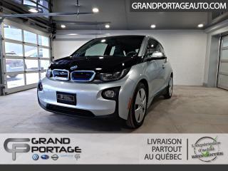 Used 2014 BMW i3 **ÉLECTRIQUE** for sale in Rivière-Du-Loup, QC
