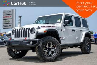 New 2019 Jeep Wrangler Unlimited New Car Rubicon 4x4|Sky Pwr Soft Top|Navi|Backup Cam|Bluetooth|Blind Spot|LED Lighting|17