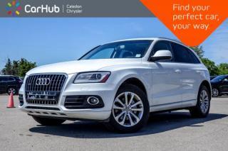 Used 2014 Audi Q5 Progressiv|Quattro|Navi|Pano Sunroof|Bluetooth|Leather|Heated Front Seats|18
