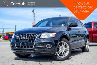 Used 2016 Audi Q5 Progressiv|Quattro|Navi|Pano Sunroof|Backup Cam|Bluetooth|Leather|Keyless Entry|18