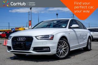 Used 2015 Audi A4 Komfort plus|Sunroof|Bluetooth|Leather|Heated Front Seats|Keyless Entry|18
